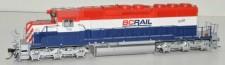Bowser 24446 BC Rail Diesellok SD40-2 Ep.5