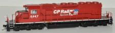 Bowser 24455 CP Rail Diesellok SD40-2 Ep.5