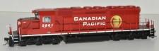 Bowser 24485 CP Rail Diesellok SD40-2 Ep.5
