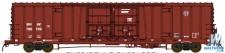 BLMA 18057 BNSF gedeckter Güterwagen 4-achs Ep.5/6