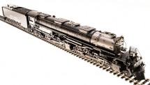 BLI 4380 UP Dampflok Serie 4000 BigBoy Ep.3