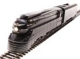 BLI 4434 PPR Dampflok Class K4 Ep.2/3