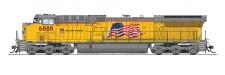 BLI 5693 UP Diesellok GE AC6000 #6889