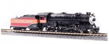 BLI 6230 SP Dampflok USRA 4-6-2 Heavy Pacific