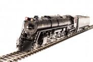 BLI 6492 Milwaukee Dampflok S-3 4-8-4 #265