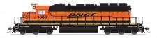 BLI 6778 BNSF Diesellok EMD SD40-2 #1680 Ep.5/6