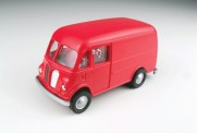 Classic Metal Works 30360 Metro Delivery Van red