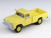 Classic Metal Works 30474 Ford F-100 Pickup Truck 4x4 gelb