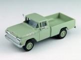 Classic Metal Works 30475 Ford F-100 Pickup Truck 4x4 grün