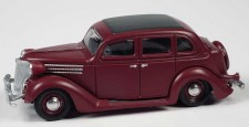 Classic Metal Works 30612 Ford Fordor Sedan maroon
