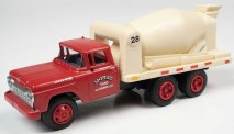 Classic Metal Works 30615 Ford T-850 Heavy Duty Concrete Mixer