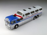 Classic Metal Works 33112 GMC PD4501 Scenicruiser Greyhound