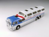 Classic Metal Works 33113 GMC PD4501 Scenicruiser Greyhound