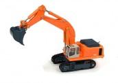 Classic Metal Works 596100 Hydraulik-Bagger, orange