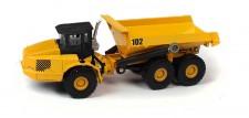 Classic Metal Works 597101 Hydraulik-Bagger,  gelb