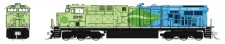Fox Valley Models 70120 GE Diesellok ES44AC Ep.5/6