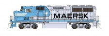 Fox Valley Models 70511 Maersk ATSF Diesellok GP60M Ep.5