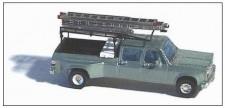 GHQ 51008 Crew Cab Pickup Truck