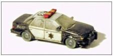 GHQ 51013 Highway Patrol Police Car
