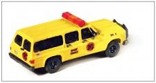 GHQ 51014 Fire Chief Chevy Suburban