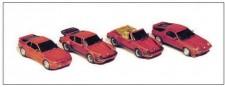 GHQ 51015 Sports Car Variety Pck 4