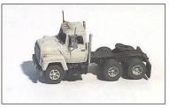 GHQ 52010 9000 Semi Tractor