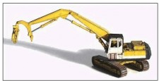 GHQ 53012 Komatsu Log LdrHeel Boom