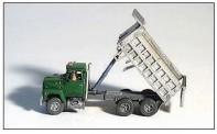 GHQ 53013 9000 Dump Truck Kit