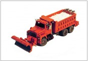 GHQ 53017 Snowplow Dump Truck Kit