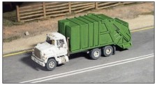 GHQ 53018 1980's Garbage Truck