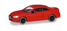 Herpa 038805 Audi A5 Coupe tangorot metallic