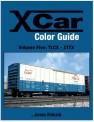 Morning Sun 1603 X-Car Color Guide: Vol. 5