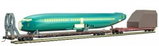 MTL 99301563 BNSF Flachwagen-Set 2-tlg Ep.6