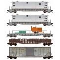 MTL 99302200 NS Güterwagen-Set 5-tlg.