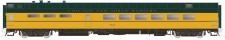 Rapido Trains 124021 CNW Speisewagen 4-achs Ep.3/4