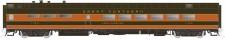 Rapido Trains 124023 GN Speisewagen 4-achs Ep.3/4