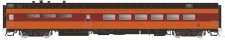 Rapido Trains 124029 MILW Hiawatha Speisewagen Ep.3/4
