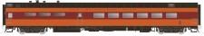 Rapido Trains 124030 MILW Hiawatha Speisewagen Ep.3/4