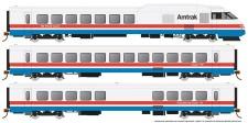 Rapido Trains 25001 Amtrak Triebzug RTL Turboliner Phase 3