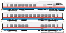 Rapido Trains 25002 Amtrak Triebzug RTL Turboliner Phase 3
