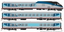 Rapido Trains 25005 Amtrak Triebzug RTL Turboliner Phase 4