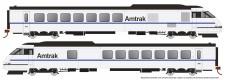 Rapido Trains 25006 Amtrak Triebzug RTL Turboliner