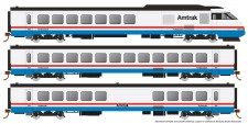Rapido Trains 25504 Amtrak Triebzug RTL Turboliner Phase 3