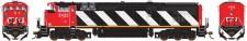 Rapido Trains 400003 CN Diesellok Dash 8-40CM Ep.5
