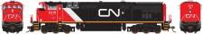 Rapido Trains 400018 CN Diesellok Dash 8-40CM Ep.5