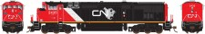 Rapido Trains 400507 CN Diesellok Dash 8-40CM Ep.5
