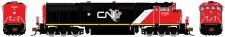 Rapido Trains 540510 CN Diesellok Dash 8-40CM Ep.5