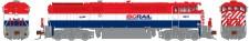 Rapido Trains 540520 BCOL Diesellok Dash 8-40CM Ep.5