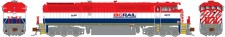 Rapido Trains 540523 BCOL Diesellok Dash 8-40CM Ep.6