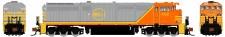 Rapido Trains 540530 QNSL Diesellok Dash 8-40CM Ep.5